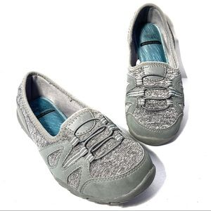 Danskin Now Shoes 6.5 Gray Memory Foam